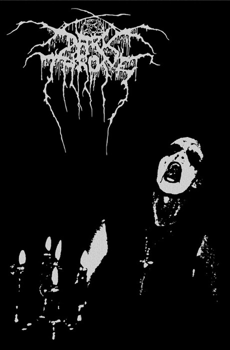 Darkthrone Transilvanian Hunger Flag - Rockzone