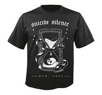 Suicide Silence Hourglass TS