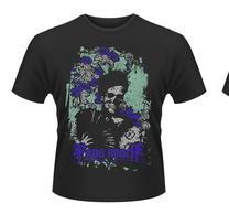 Papa Roach Flower Skull TS