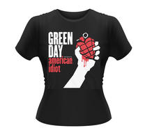 Green Day American Idiot Girl