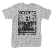 Green Day Power Shot Grey TS