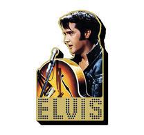 Elvis Presley 68 Special Cut Out Magnet