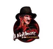 Nightmare On Elm Street Freddy Magnet