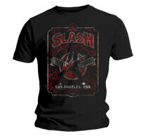 Slash Whiskey Label TS