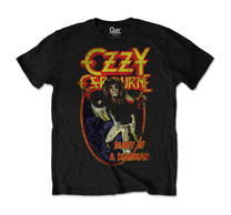 Ozzy Osbourne Diary Of A Madman TS