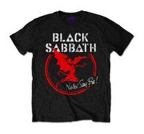 Black Sabbath Never Say Die Archangel TS