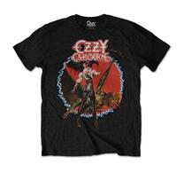 Ozzy Osbourne Ultimate Sin TS