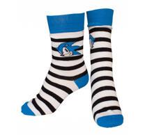 Sonic Striped Socks