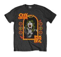 Ozzy Osbourne Speak Of The Devil TS