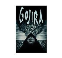 Gojira Magma Flag