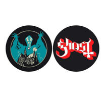 Ghost Opus Eponymous & Logo Slipmats