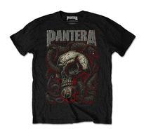 Pantera Serpent Skull TS