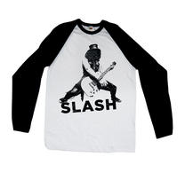 Slash Snow Blind Baseball LS