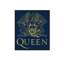 Queen Crest Patch