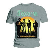 The Doors Waiting For The Sun Grey TS
