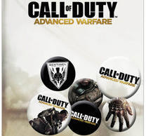 Call Of Duty Advanced Warfare Badge Pack