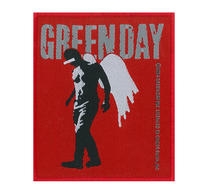 Green Day Wings Patch