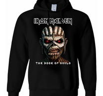 Iron Maiden The Book Of Souls Hood
