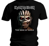 Iron Maiden The Book of Souls TS