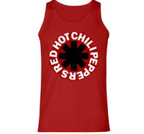 Red Hot Chili Peppers Asterisks Red Top