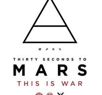 30 Seconds to Mars This is War Flag