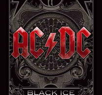 AC/DC Black Ice Flag