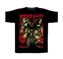 Butcher Babies Tower Of Power TS