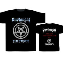Onslaught The Force 30th Anniversary TS