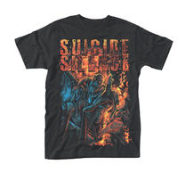 Suicide Silence Zombie Angst TS