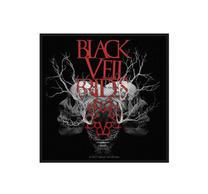Black Veil Brides Skull Branches Patch