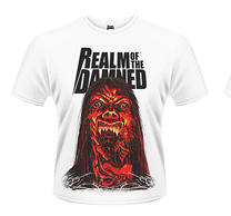 Realm Of The Damned Realm 5 White TS