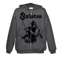 Sabaton Chose To Surrender Grey Zip