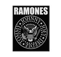 Ramones Seal Classic Patch