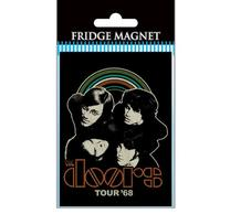 The Doors Metal Magnet