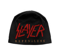 Slayer Repentless Jersey Beanie