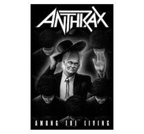 Anthrax Among The Living Flag