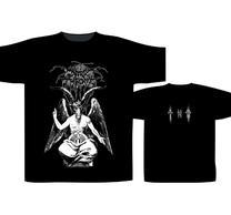 Darkthrone Black Death And Beyond Baphomet TS