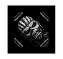 Iron Maiden The Book Of Souls Bandana