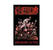 Kreator Pleasure To Kill Flag